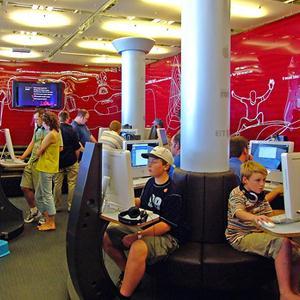 Интернет-кафе Донского