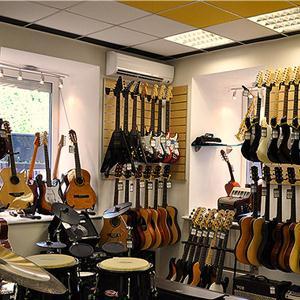Музыкальные магазины Донского