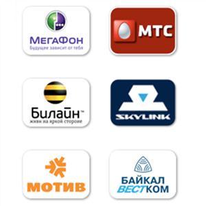 Операторы сотовой связи Донского