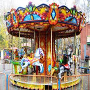 Парки культуры и отдыха Донского