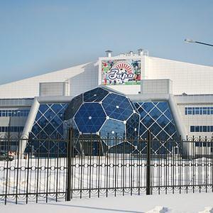 Спортивные комплексы Донского